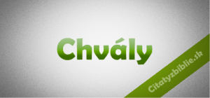 chvaly